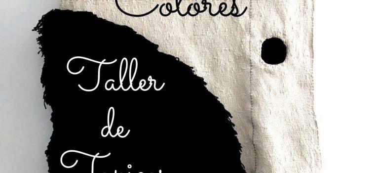 Crear con Hilos y Colores – Diseño y realización de tapices artesanales